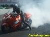 Pro Street Hayabusa Burnout