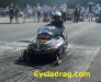 MIROCK Snowmobile Drag Racing