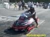 Snowmobile Drag Racing