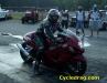 Suzuki Hayabusa Muzzy's Exhaust