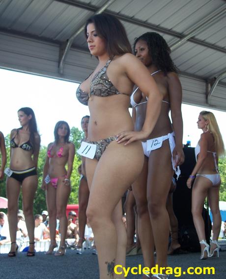 MIROCK WPGC Bikefest Bikini leopard