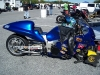 Hayabusa Street Bike Drag Racing