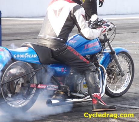 Grudge Kawasaki KZ