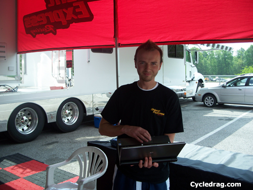 Rob Budgell Laptop Tuning