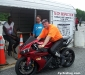 MIR Tech Shed Red GSXR
