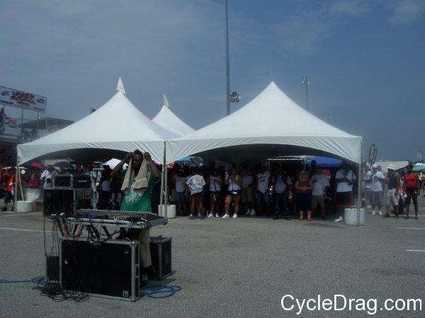 Maryland International Raceway DJ