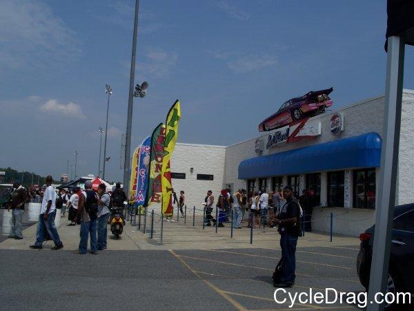 Maryland International Raceway Hot Rod Diner