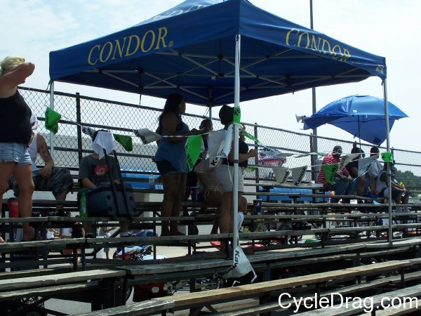 Dragbike Racing Stands