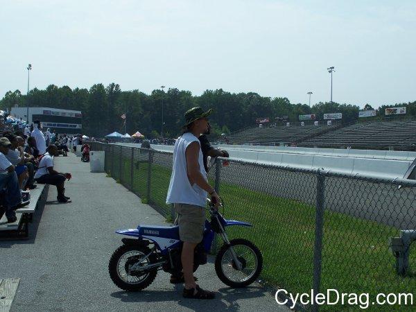 PW 80 Dragbike Pit Bike