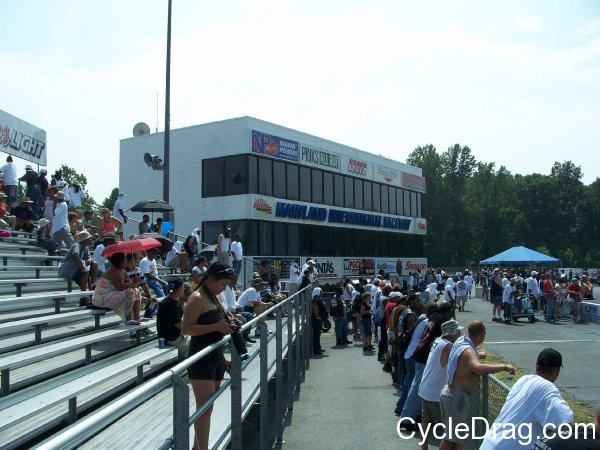 Maryland International Raceway Tower