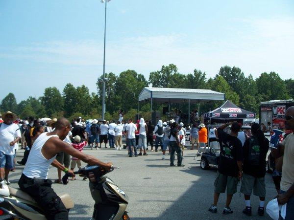 WPGC Bike Fest Pits