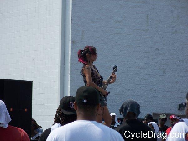MIROCK Band Bike Fest