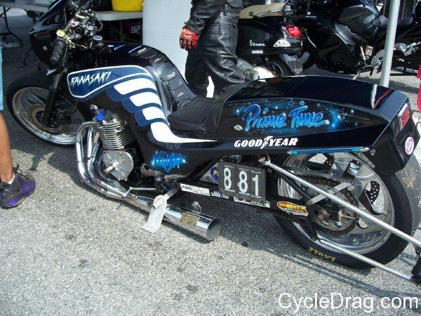 Kawasaki Ninja Dragbike