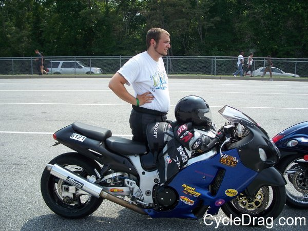 Hayabusa Bracket Bike