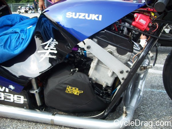 MPS Hayabusa Pro Mod Motor
