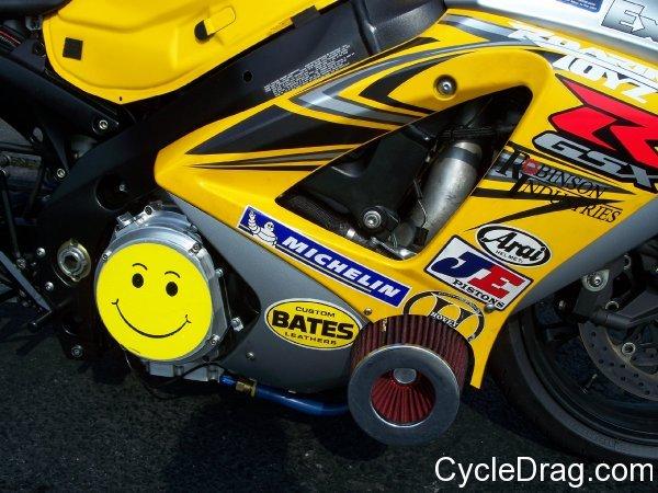 GSXR 1000 Drag Bike