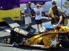 Antron Brown US Army Pro Stock Motorcycle