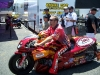 Matt Smith Pro Stock Motorcycle