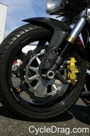 GS Dragbike bst-wheels
