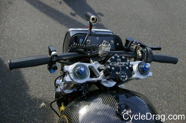 GS Dragbike controls