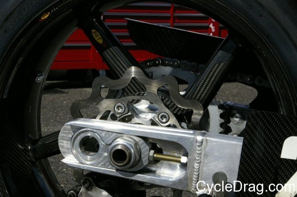 GS Dragbike rear-rotor