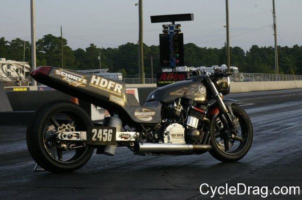 GS Dragbike 2