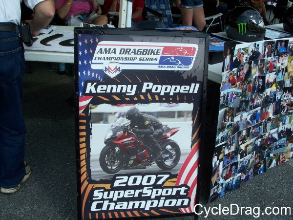 Kenny Poppell Supersport