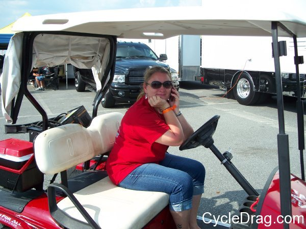 Drag Bike Nationals Fan