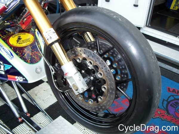 Larry McBride Front Wheel