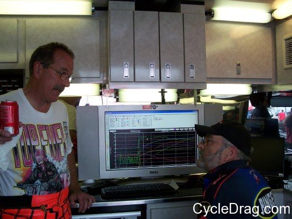 Larry McBride, Steve McBride Computer Data