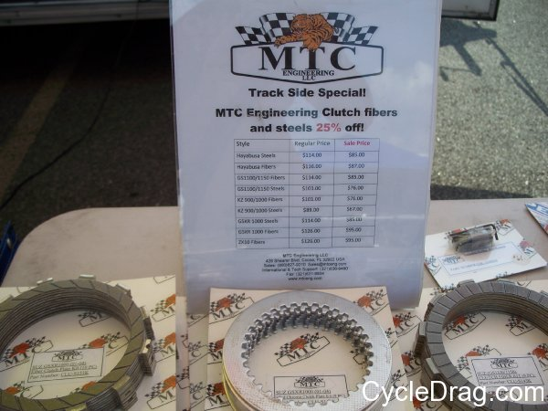 MTC Clutch Plates Fibers and Steels