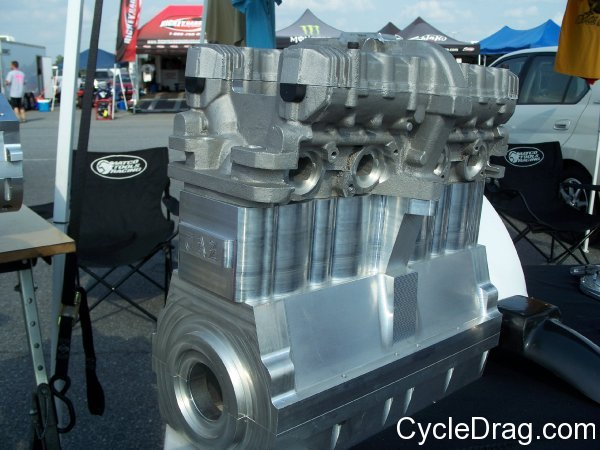Gatormaker Billet Dragbike cases