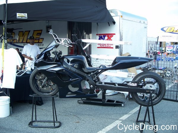 DME Grudge Bike Chassis