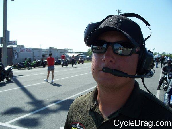 SGMP race crew