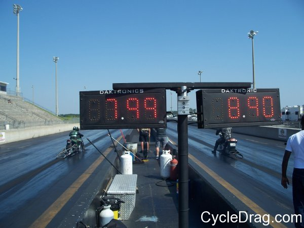 Drag Racing Dial In Boards