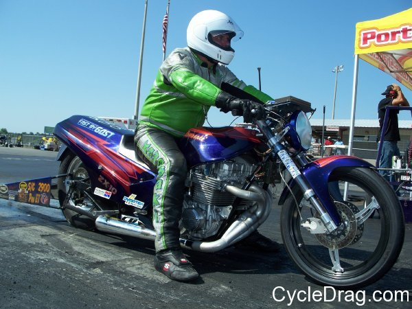 Mike Konopacki Dragbike