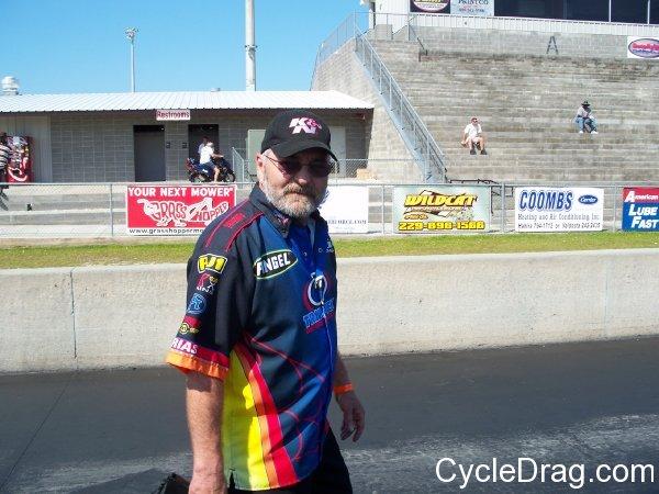 Steve McBride