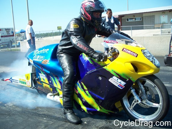 Twister Dragbike