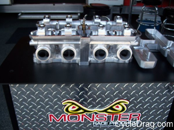 Monster Race Products