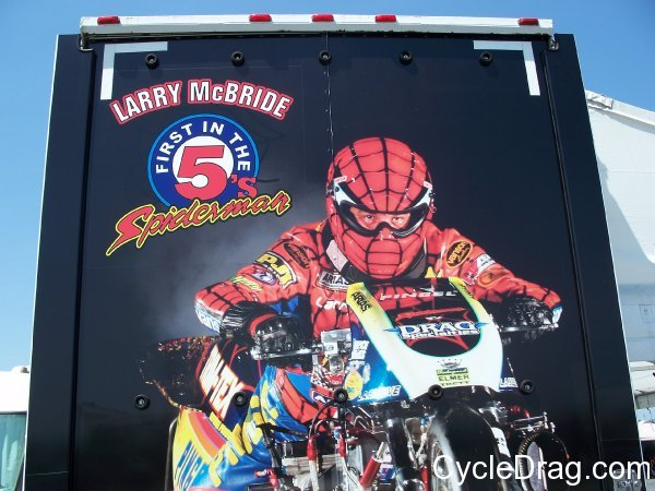 Larry Spiderman McBride Trailer
