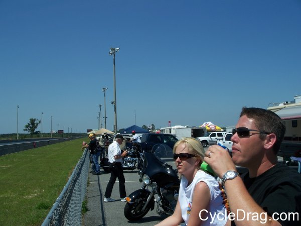 South Georgia Motorsports Park Dragbike Fans