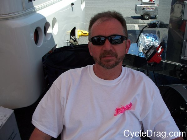 Dragbike Pro Street Racer