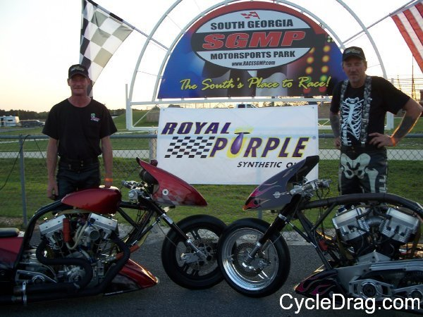 Royal Purple Pro Drag