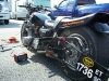 Kawasaki KZ Pro ET Drag Bike