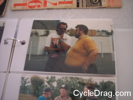 Larry McBride, Greg Guarinello