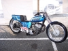 DRAGBIKE Fast by Gast Vintage two stroke, Kawasaki h-2 750