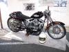 nostalgia Harley drag bike