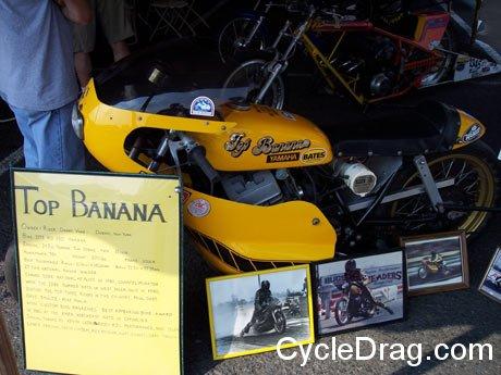Top Banana Yamaha Vintage Dragbike