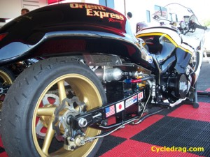 The Orient Express Pro Street Bike