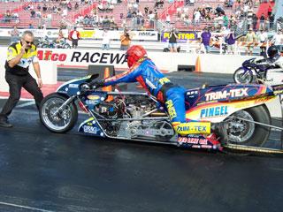 Larry McBride Atco Raceway